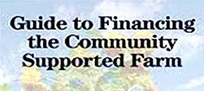 Finance Guide for Community Supported Farming