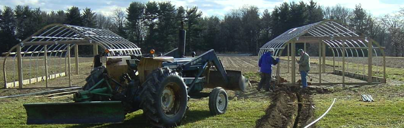 High Tunnels in New Jersey – Sustainable Farming on the