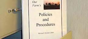 Farmer Agritourism Resources: <br />Risk Management Plan